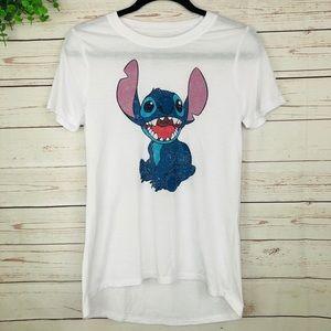 Disneys Stitch Shirt Size Medium NWOT